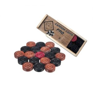 Carrom Coins Wooden